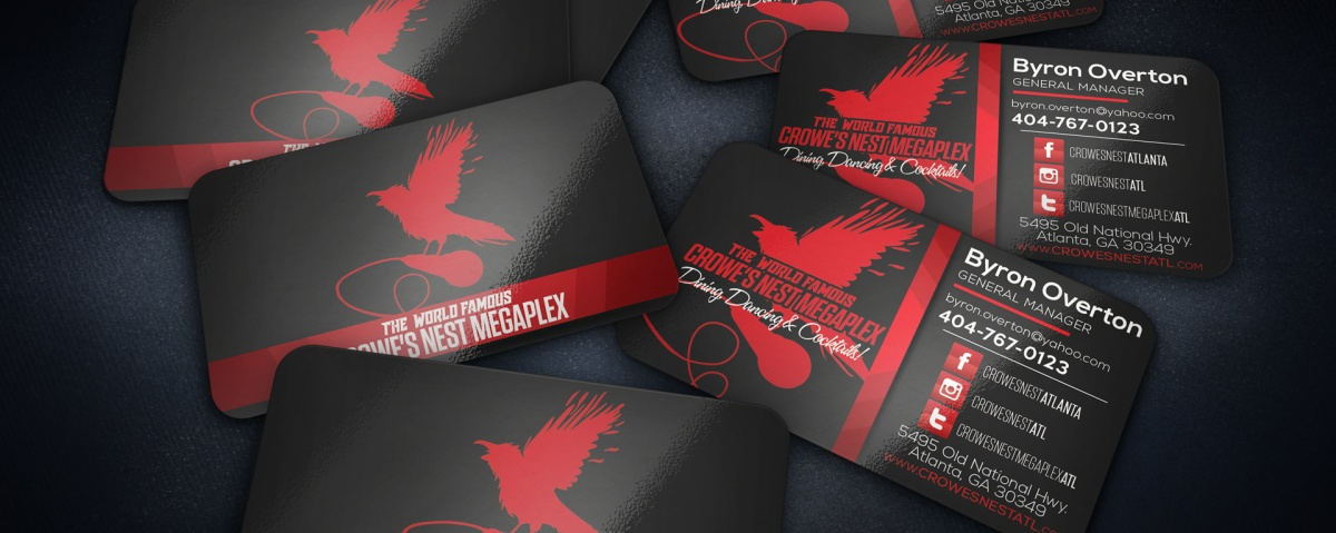 Crowes Nest card mockup
