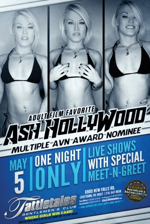Ash Hollywood
