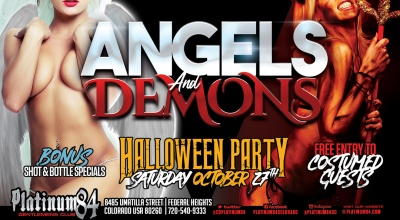 Angels & Demons Halloween